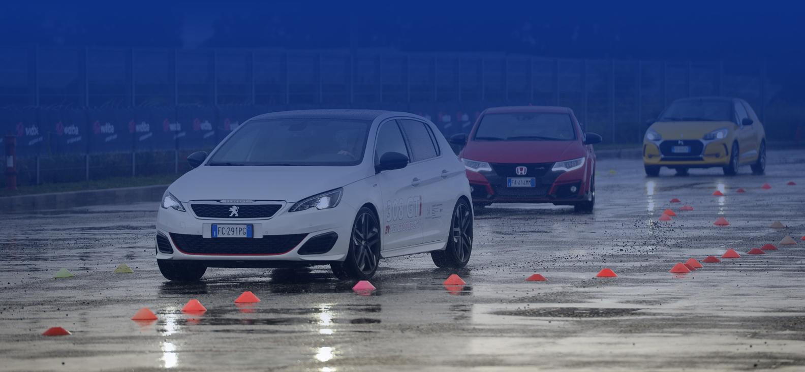 Roma Motor Show 2016 Vallelunga 15.05.2016   Nella foto: area test