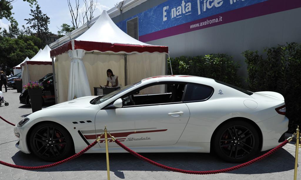 Roma Motor Show 2011