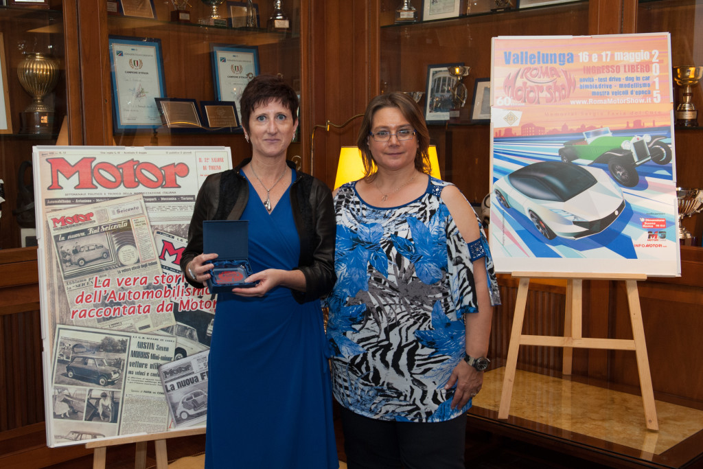 Roma Motor Show13.05.2015 - Conferenza stampa