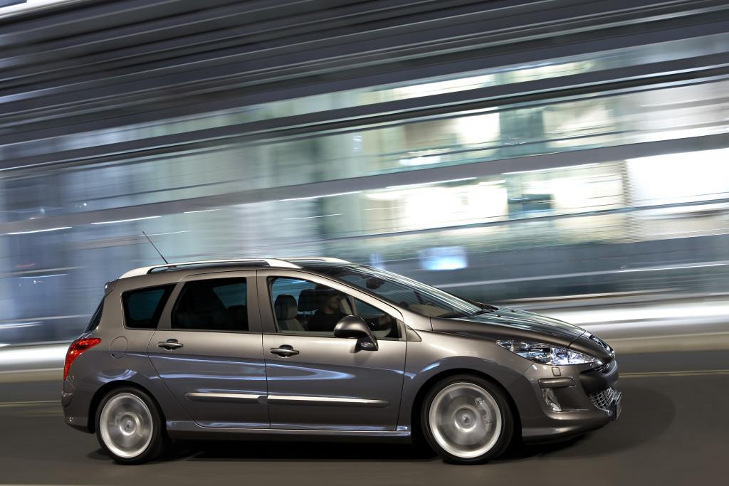 2008_Foto 5 Peugeot 308 SW