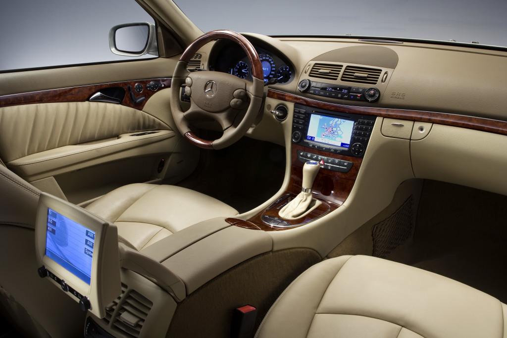 2009_Foto 3 Mercedes Classe E