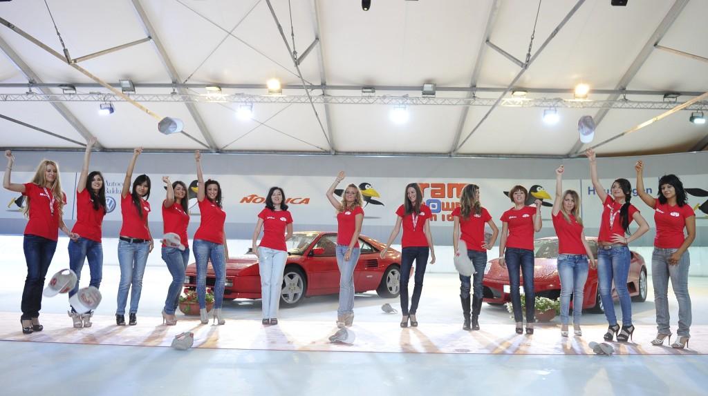Alfredo Falcone citazione obbigatoriaRoma Motor Show edizione 2011