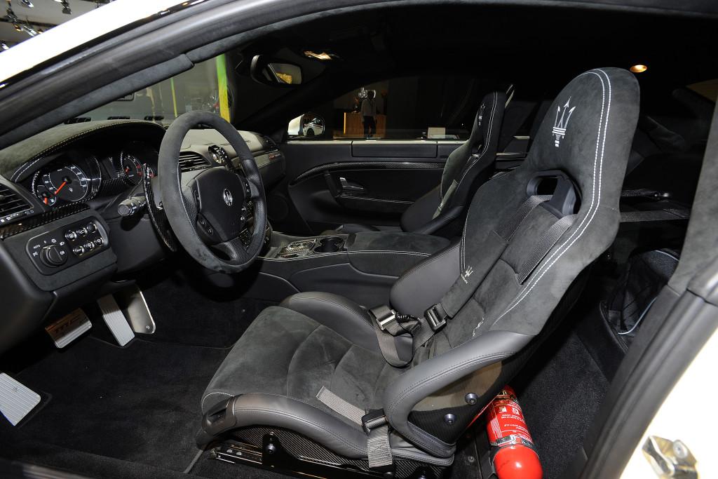 2011_MC Stradale cockpit Sito Maserati