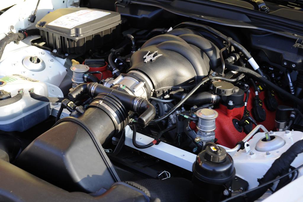 2011_MC Stradale motore Sito maserati