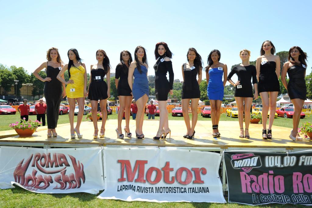 Roma Motor Show