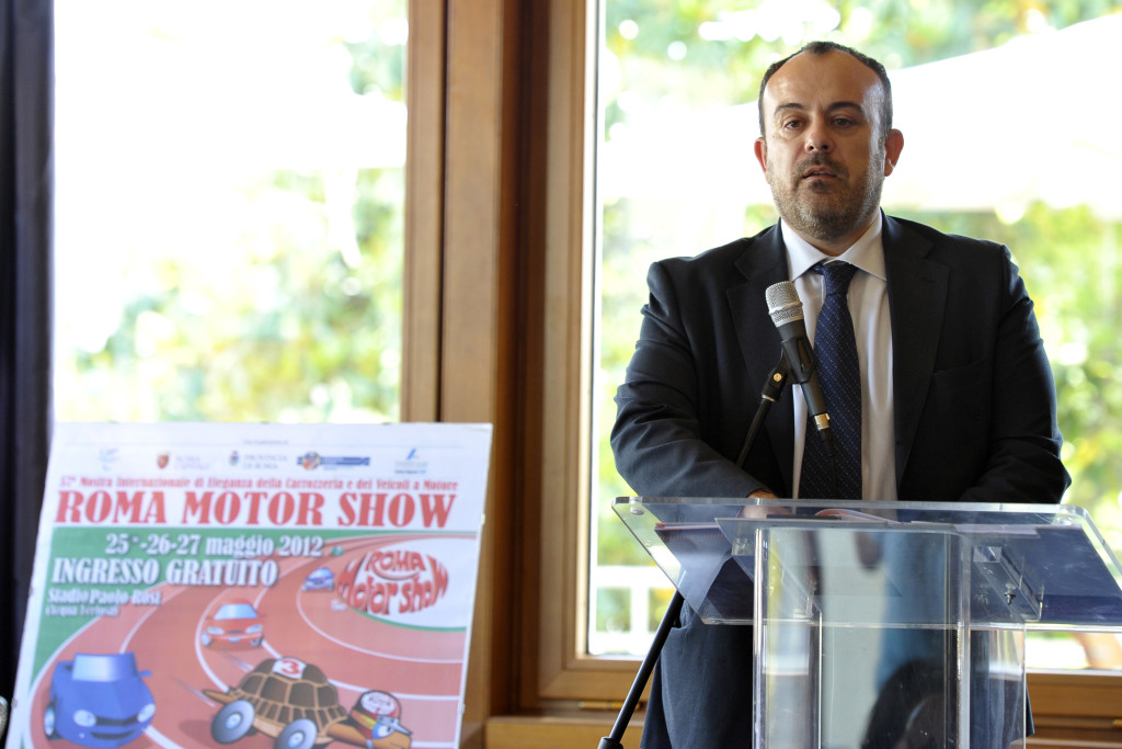 Roma Motor Show Conferenza